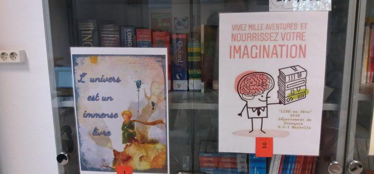 """EXPOSICIÓN """"LIRE EN FÊTE"""""""